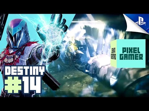 DESTINY - The Taken King | 14 Puño de Crota | Español | Guía - Gameplay | PS4