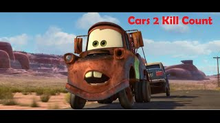 Cars 2 Kill Count