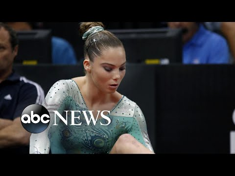 Gymnast McKayla Maroney who broke silence on sexual harassment settlement, now sues Larry Nassar
