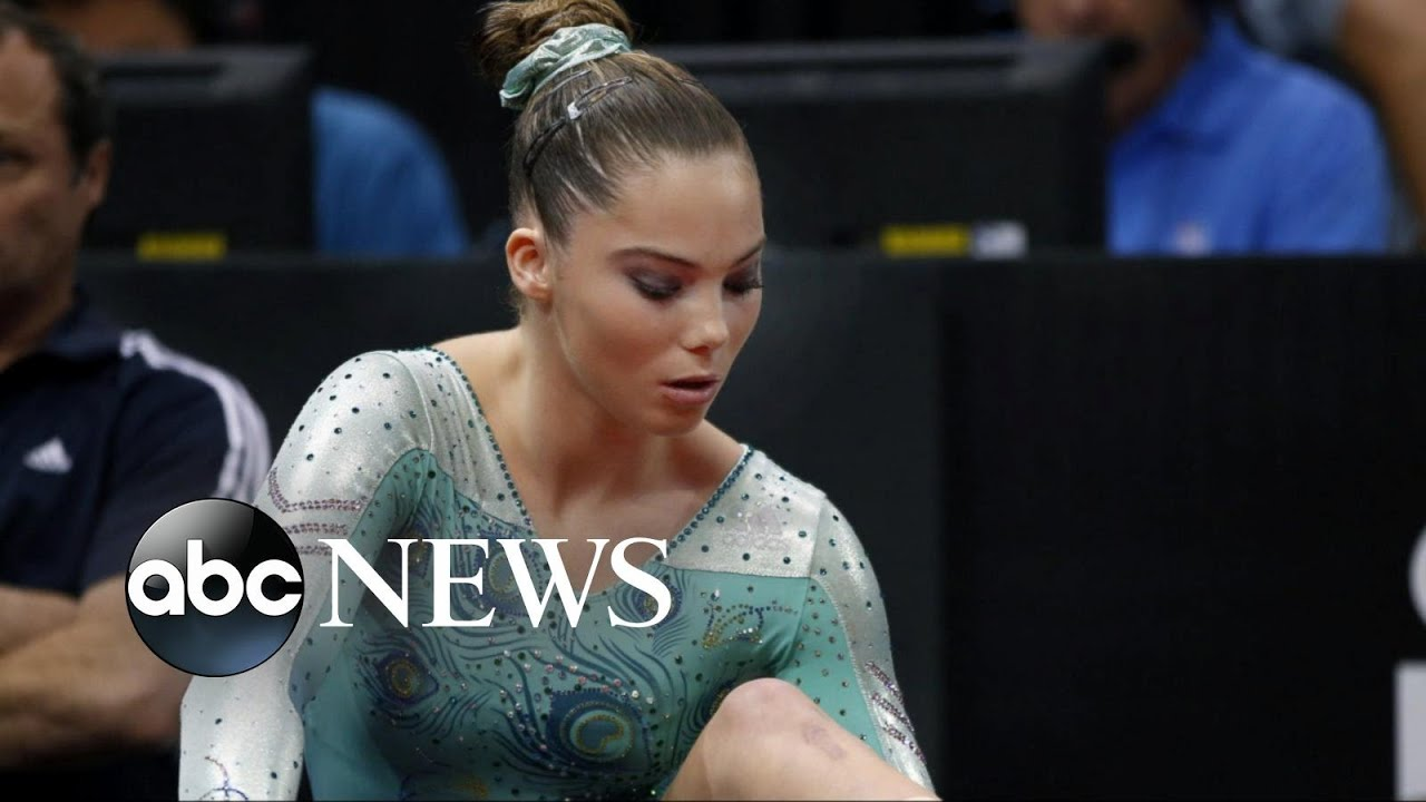 Gymnast McKayla Maroney says settlement covered up sex abuse