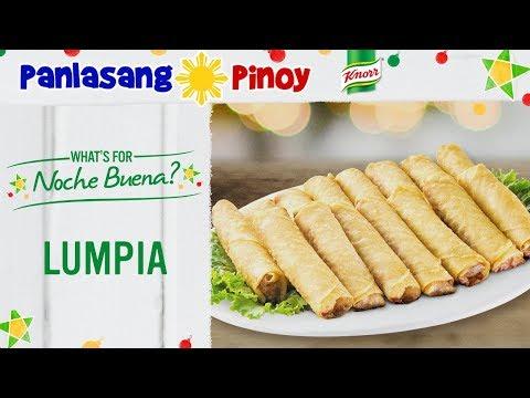 How to Cook Lumpiang Shanghai - Panlasang Pinoy
