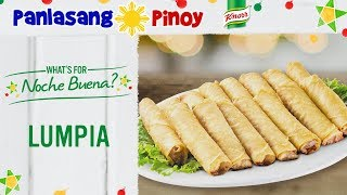 How to Cook Lumpiang Shanghai - Panlasang Pinoy