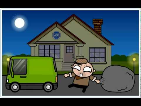 Promotion: Animation - ADT Security