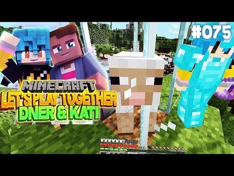 AUTOMATISCHE WOLLE FARM | Minecraft 1.14 mit Kati & Dner #75