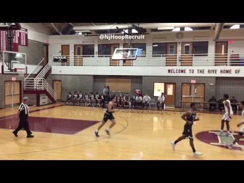 The Hill School vs St Benedict's Prep