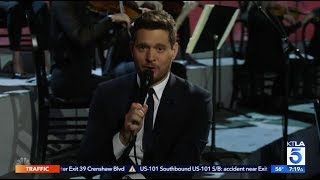 Michael Bublé Headlines the 7th Musical Special for NBC