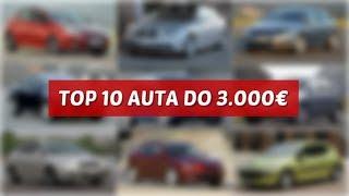 NAJBOLJI AUTO DO 3.000€ (2020)