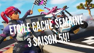 WEEK'S WEEK 3 SAISON 5 PALIER SECRET-FORTNitE BATTLE ROYAL!!