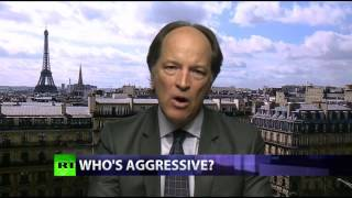 CrossTalk: Who Is Aggressive?
