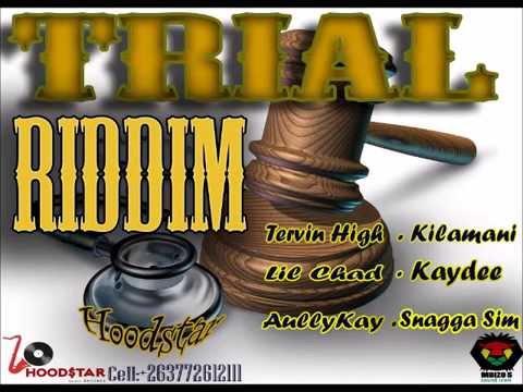 Lil Chad (Vanedzungu) Trial Riddim february 2015