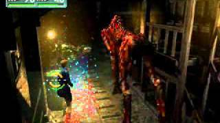 Parasite Eve 2 Grandpa Chaser Boss Fight Nightmare Mode
