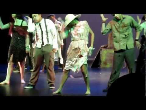 The Coolest ZOMBIE DANCE in KINOLAS, BOHOL