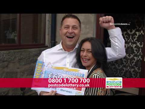 #PPLAdvert - Delivering Smiles - April Play - People's Postcode Lottery