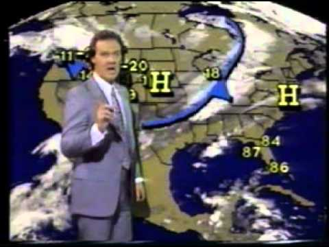 KPNX-TV 12 NEWS PHOENIX ARIZONA 11-10-1986  FULL NEWSCAST BRUCE SPRINGSTEEN