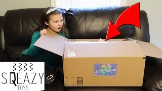 Huge Mystery Box From Creepy Toy Company? The Doll Maker Came Back!