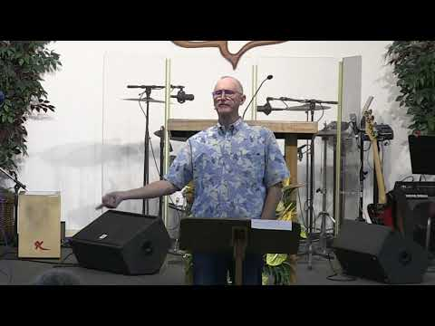 25 September 2019   CCWO's Midweek Study in Psalm 71   Pastor Pat Kenney