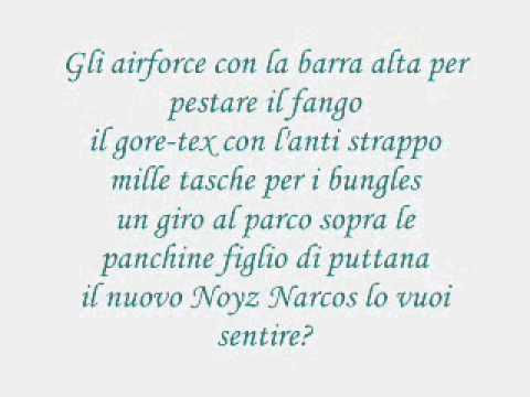Noyz Narcos - Air Force lyrics
