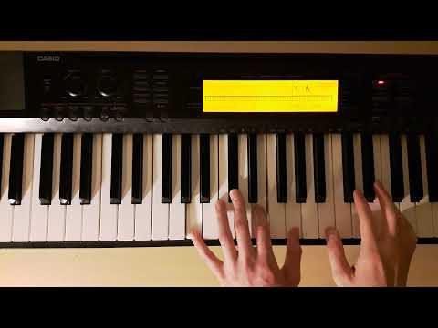 A9 - Piano Chords - How To Play