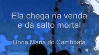 Dona Maria do Comboata- A Canoa Virou Marinheiro -  Mestre Suassuna