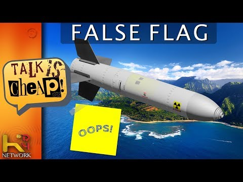 Hawaii Alert was a False Flag!