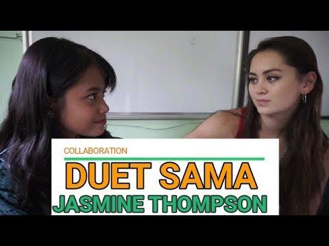 mAtA mAtA Hanin Dhiya #7 DUET SAMA JASMINE THOMPSON