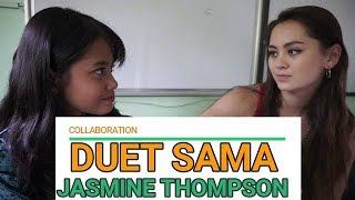 Baixar mAtA mAtA Hanin Dhiya #7 DUET SAMA JASMINE THOMPSON