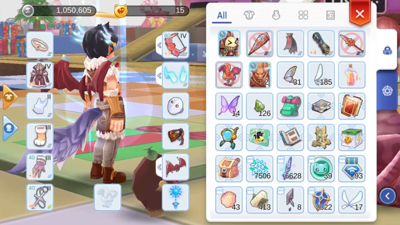 Ragnarok Mobile - SMPV Chepet Rosmary Toy Factory Part 1