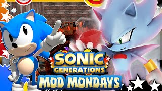 Sonic Generations - Quartz Cryolite w/Nazo - Mod Mondays