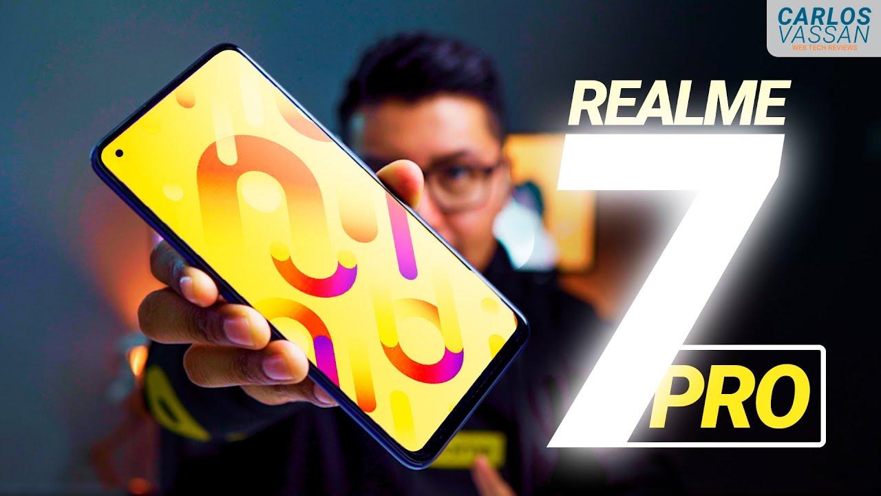 Realme 7 PRO | Unboxing en español