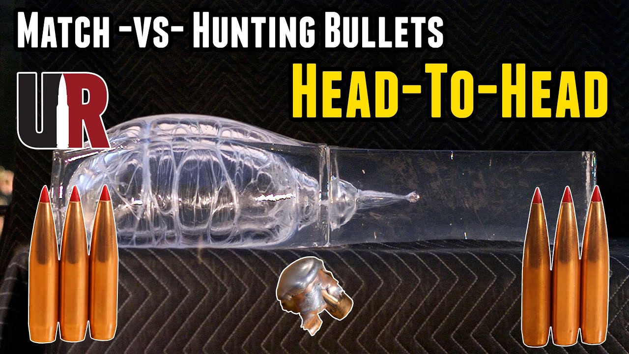 Download Hunting with Match Bullets? 6.5 Creedmoor FACEOFF