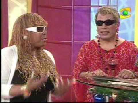 PORTOLA Y LUCIA DE LA CRUZ EN MASCALY TV - ESPECIAL DEL HUMOR (2de3)