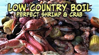 Low Country Boil Recipe | Perfect Shrimp and Crab