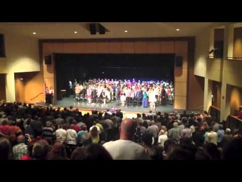 Biddeford Middle School Graduated Opening