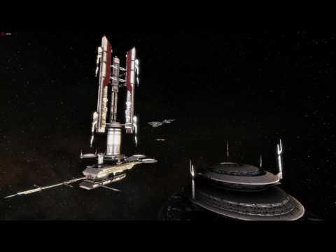 X3 Terran Conflict  Rolling Demo |