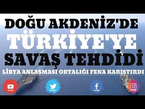 Türkiye-Libya Mutabakatı Ortalığı Fena Karıştırdı