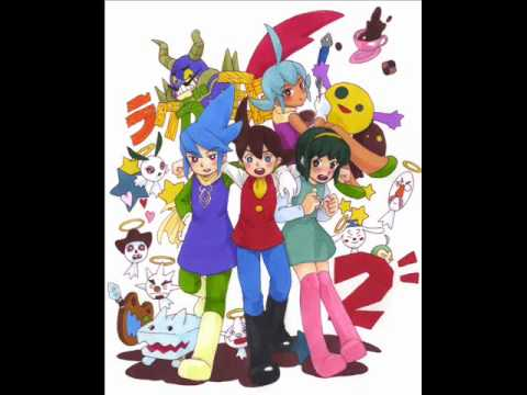 Graffiti Kingdom Soundtrack 02- Chikuridori