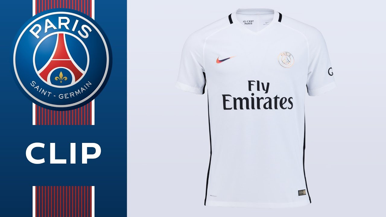 troisieme maillot 2016 2017 third kit 2016 2017 paris saint germain youtube. Black Bedroom Furniture Sets. Home Design Ideas