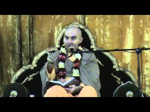 Бхагавад Гита 10.9 - Бхактиведанта Садху Свами