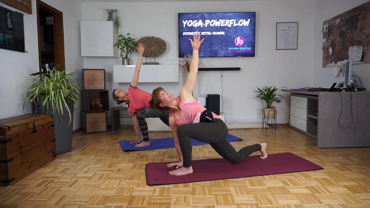 "Trailer: ""Yoga Powerflow"""