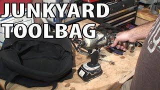 Junk Yard Tool Bag