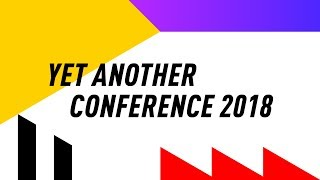Yet another Conference 2018. Прямой эфир