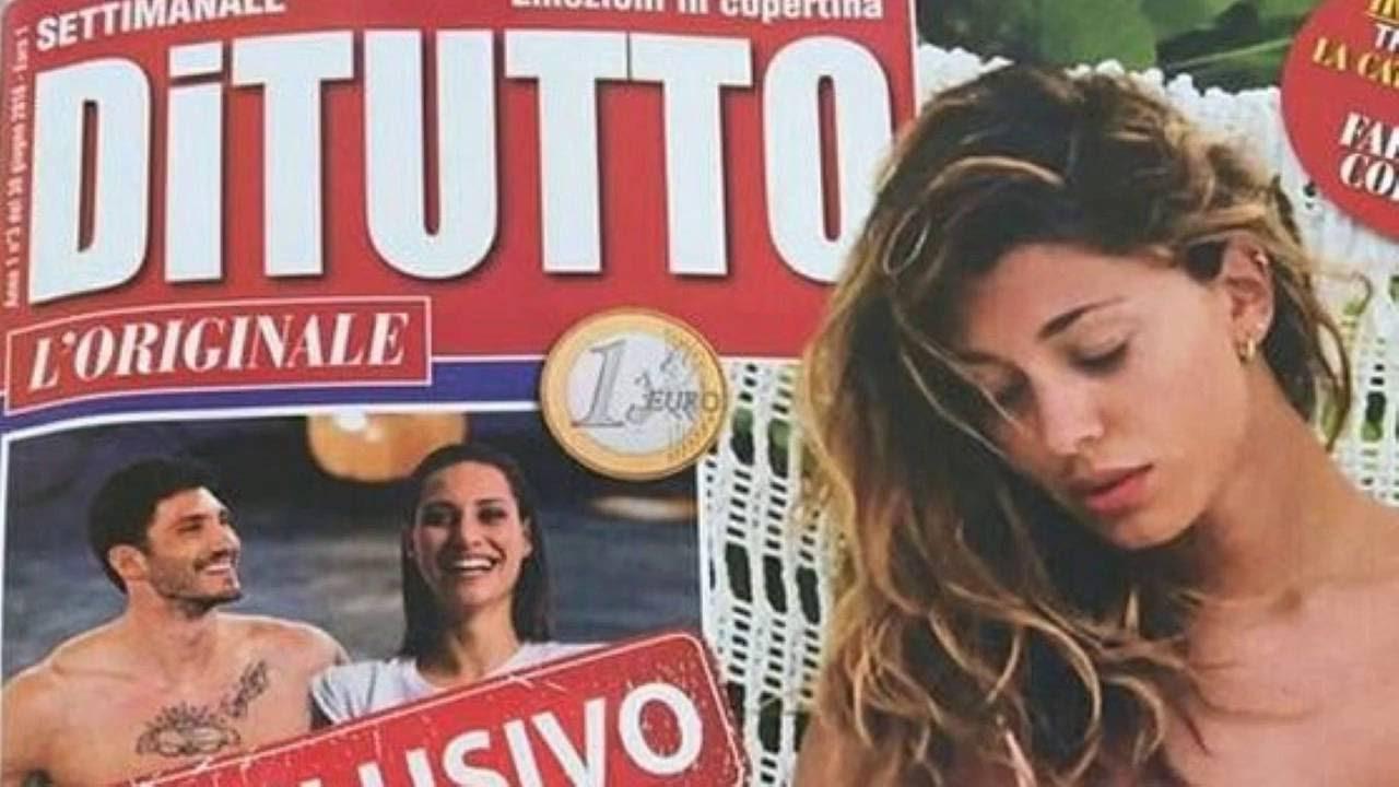 0291730b1910 Stefano de Martino e Beatrice Valli avvistati insieme a Capri - YouTube