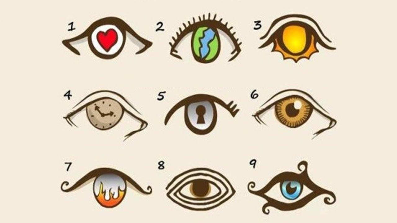 Тесты визуальные психологические по картинкам