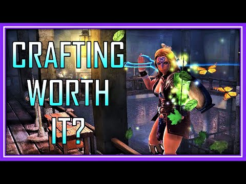 Neverwinter | What You NEED to Know About CRAFTING for New Players Mod 21