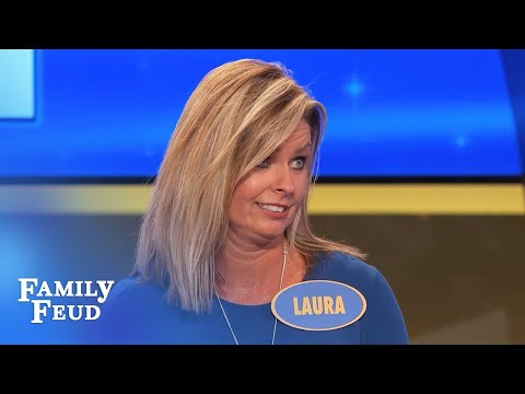 It's TRUE! I had to teach my husband how to... | Family Feud
