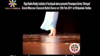 SHREYASI International Dance Festival - Moscow Classical Ballet - Swanlake on 16th Feb 2011 Part3
