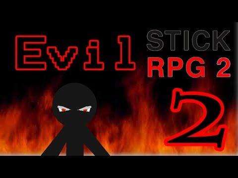 Stick RPG 2 Evil Walkthrough- Episode 2- We are a HITMAN!