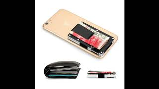 Discover Gadgets - 5 Amazing Minimalist Wallets That'll Blow Your Mind!! #16 - Discover Gadgets
