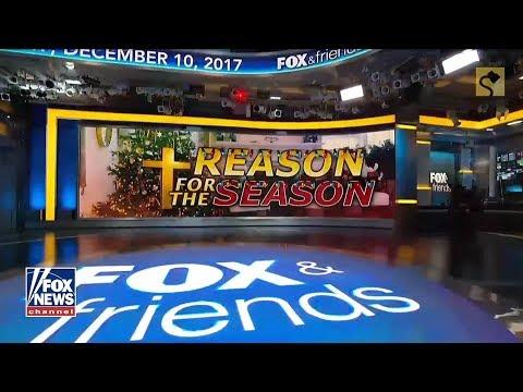 Did Fox News Display a 'Treason for the Season' Graphic?