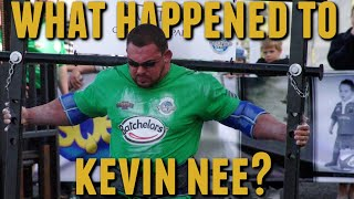 What happened to Kevin Nee? Talking Strongman Clips